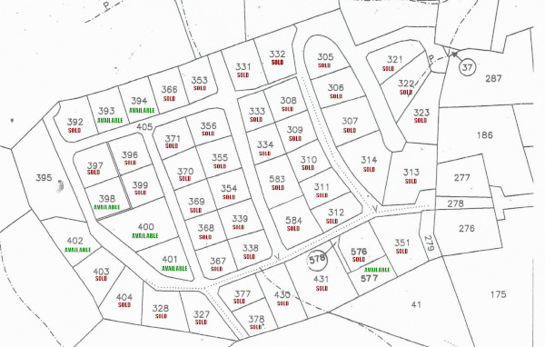 Land Registry Map Sheet Extract